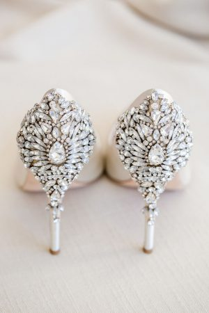 Wedding shoes - Anna Holcombe Photography