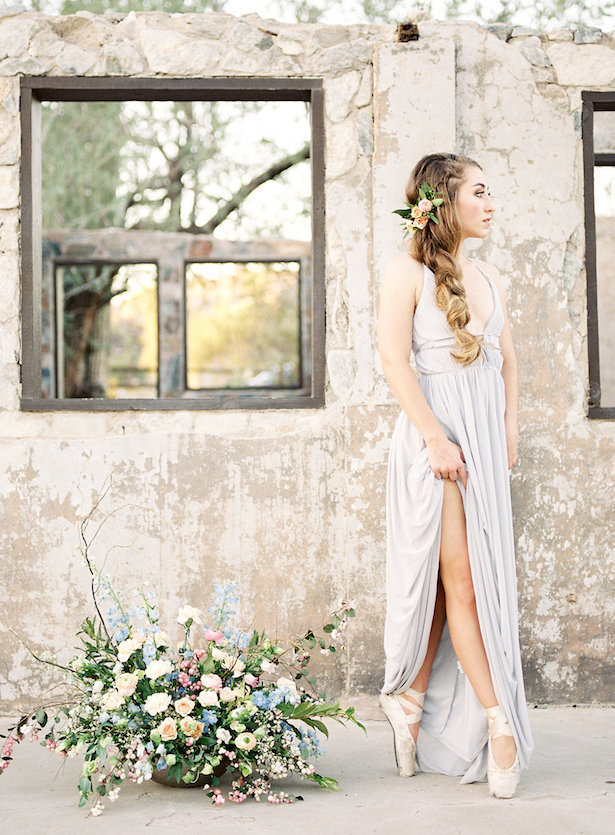 Ballerina Wedding Inspiration - Ashley Rae Photography