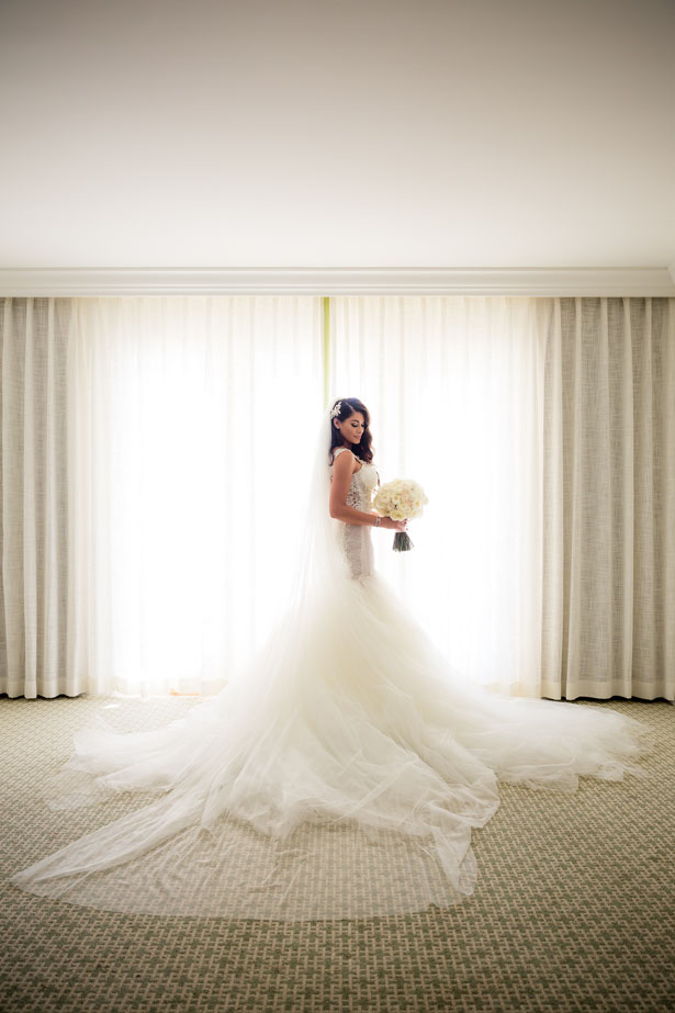 Beautiful bridal picture - Lin And Jirsa Photography