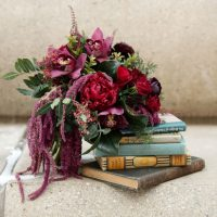 Beautiful wedding bouquet - Melissa Sigler Photography