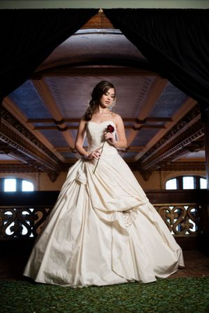 Beautiful wedding dress - Melissa Sigler Photography