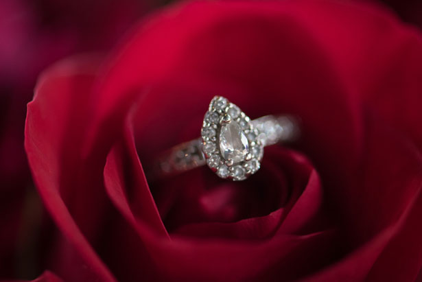 Beautiful wedding ring - Corner House Photography