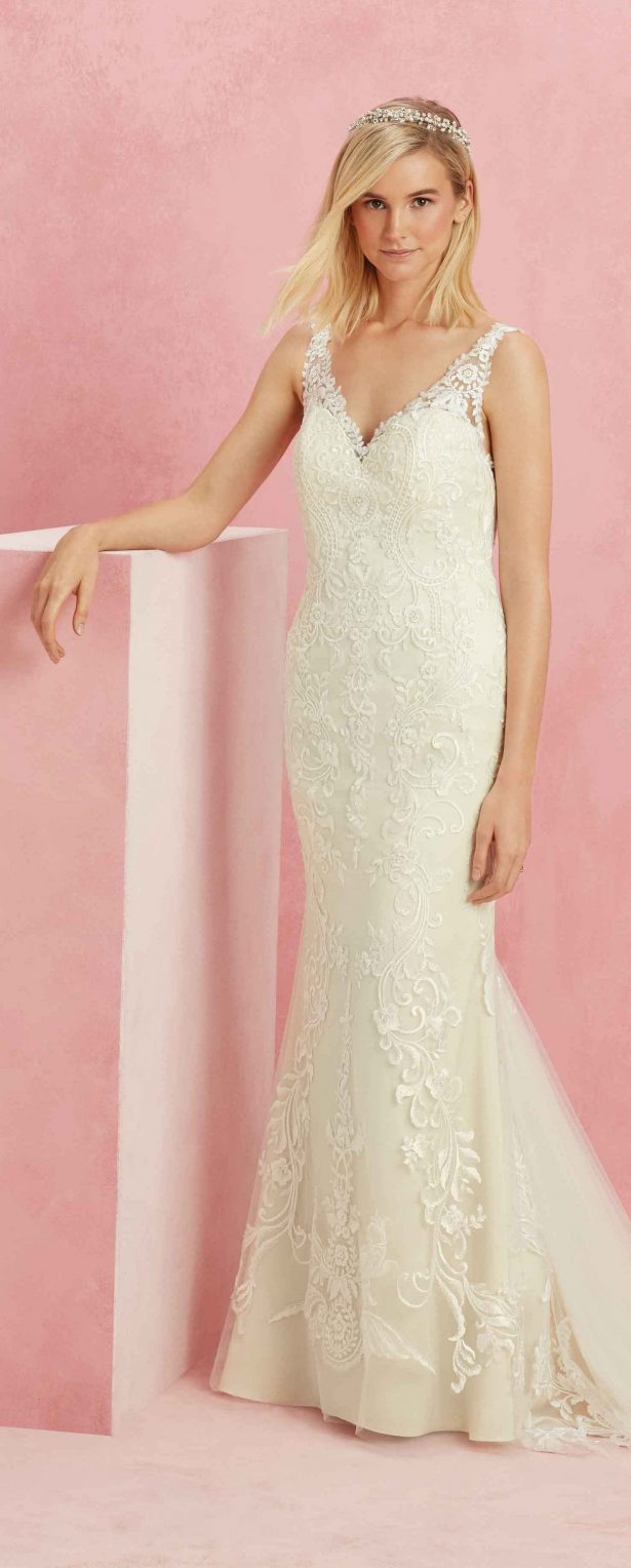 Wedding Dress from Beloved by Casablanca Bridal | Spring 2017 Awaken Collection