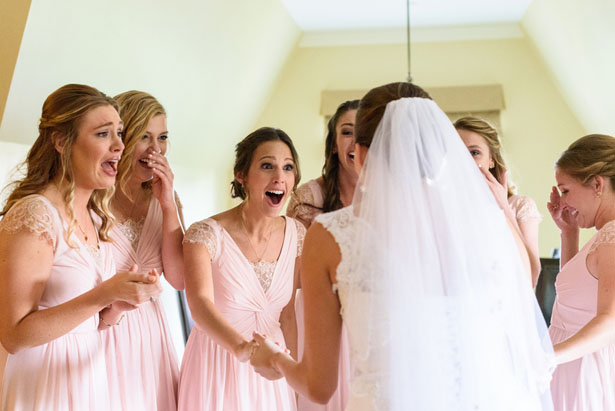 Bridal party picture ideas - Katie Whitcomb Photographers