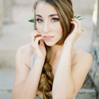 Bohemian Bridal Look- Ashley Rae Photography