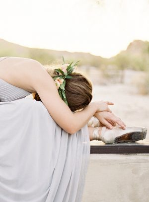 Ballerina Inspired Wedding - Ashley Rae Photography