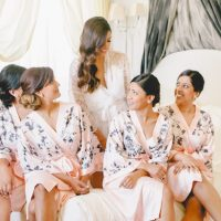 Bridesmaid Robes - Facibeni Fotografia