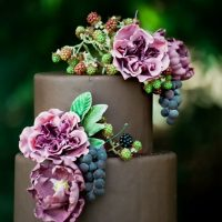 Jewel Tones Bohemian Wedding Inspiration