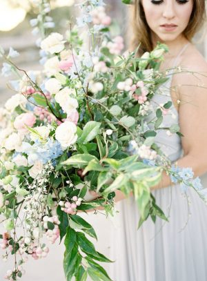 Floral wedding centerpiece - Ashley Rae Photography