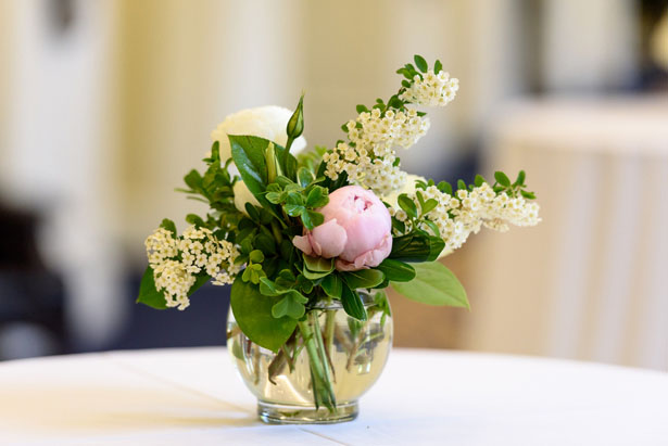 Floral wedding decor - Katie Whitcomb Photographers