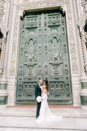 Florence Italy Destination Wedding - Facibeni Fotografia