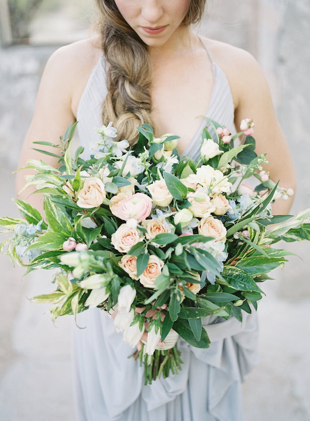 Gorgeous wedding bouquet - Ashley Rae Photography