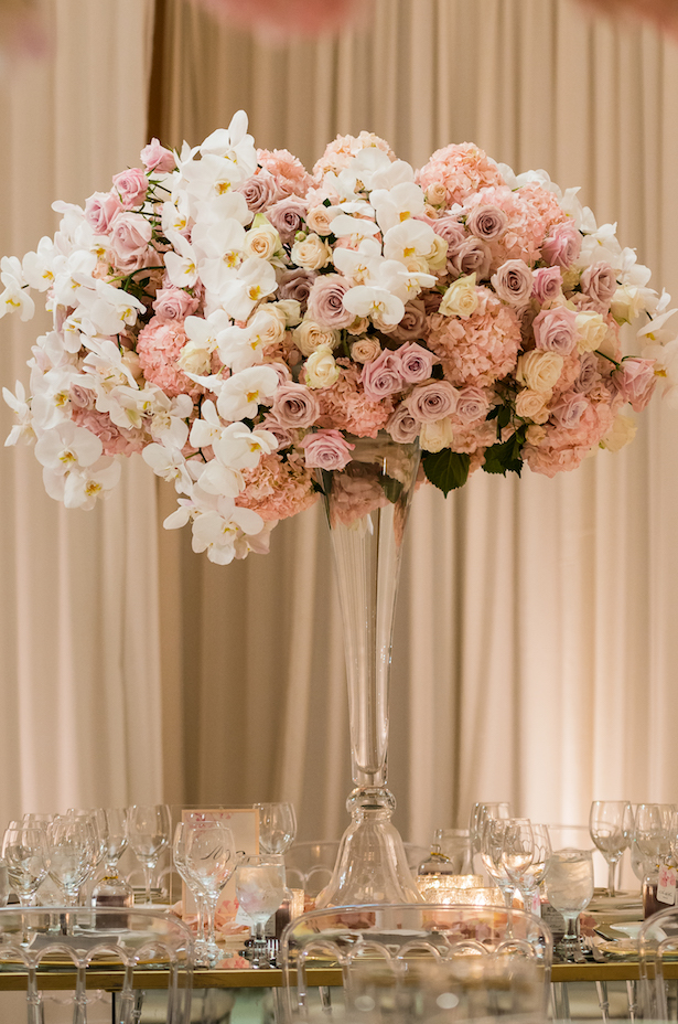 Luxury wedding centerpiece - Lin And Jirsa Photography
