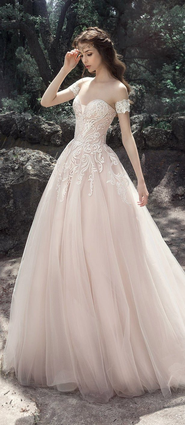 Milva 2017 Wedding Dresses – Arwen Collection