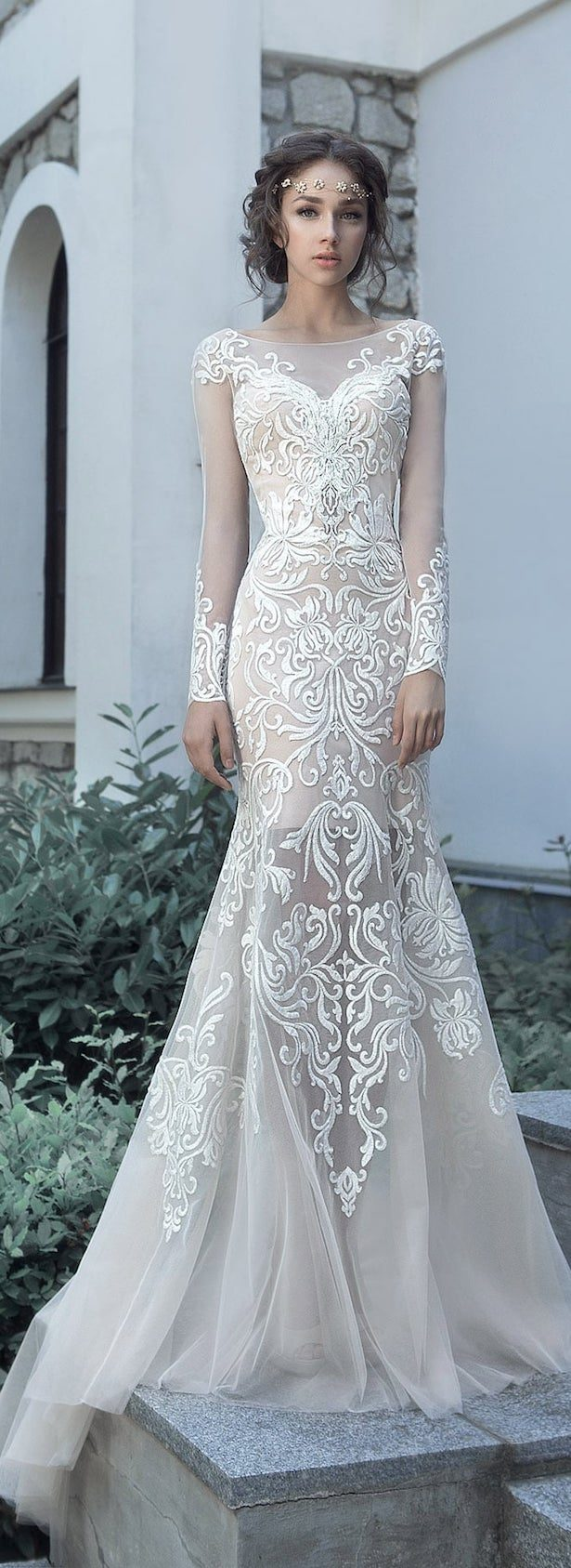Winter Wedding Dress Milva 2017 Dresses Sunrise Collection