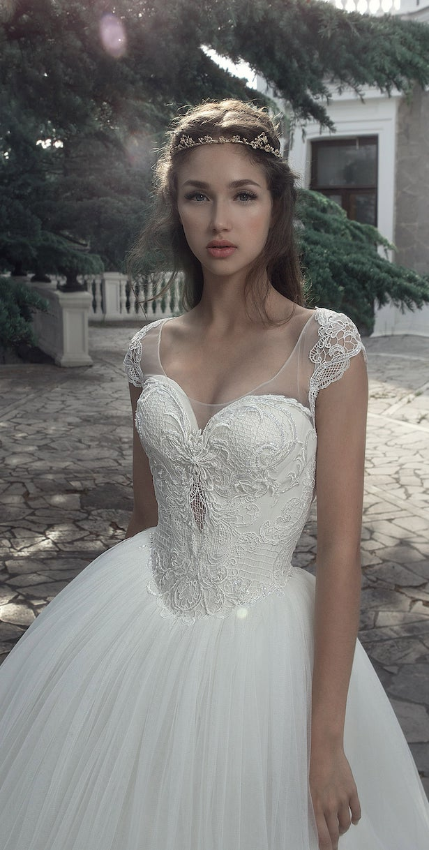 Milva 2017 Wedding Dresses – Sunrise Collection Sunrise 4 1 - Disney Wedding Dresses