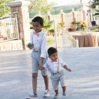 Ring bearer outfit - Priscilla Concepcion Photography