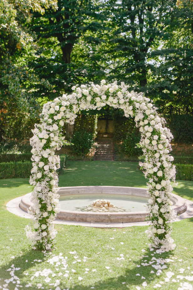 Wedding Arch - Facibeni Fotografia