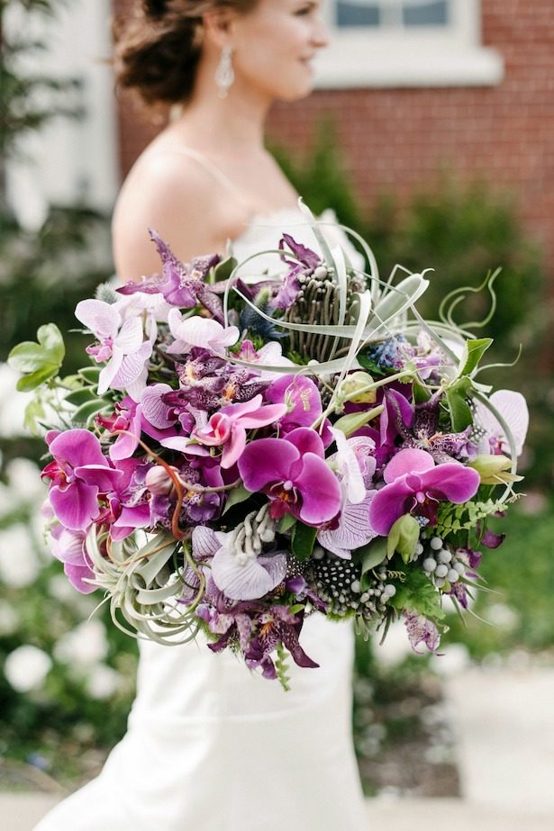 12 Stunning Wedding Bouquets