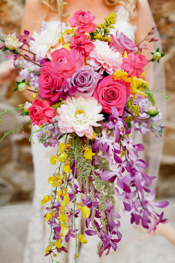 Wedding Bouquet - Andi Mans Photography