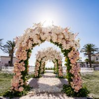 Wedding aisle ideas - Lin And Jirsa Photography