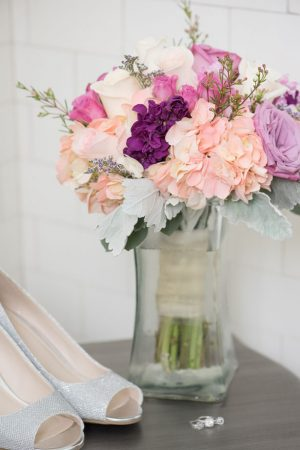 Wedding bouquet - Corner House Photography