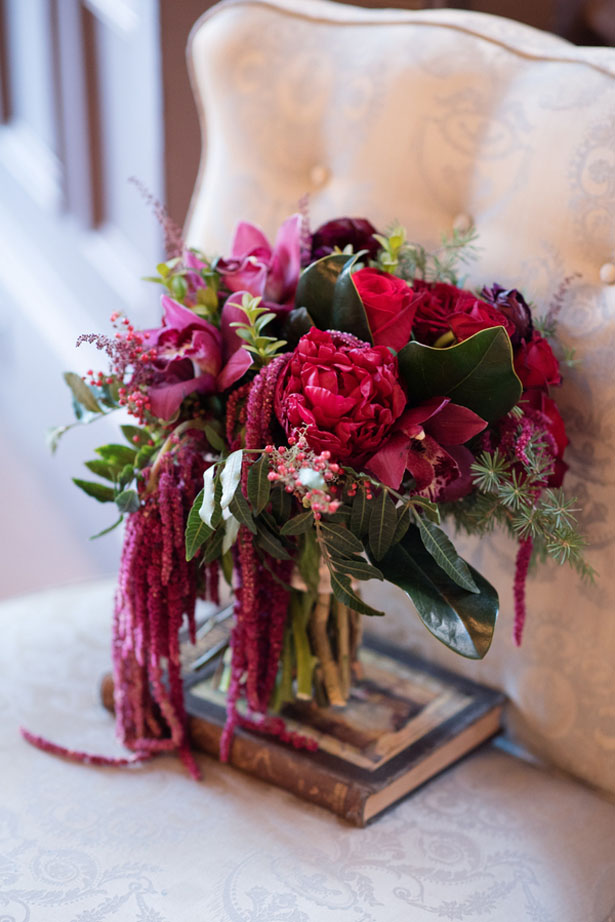 Wedding bouquet - Melissa Sigler Photography