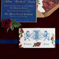 Wedding invitation ideas - Melissa Sigler Photography