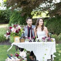 Bohemian Wedding Inspiration - LLC Heather Mayer Photographers