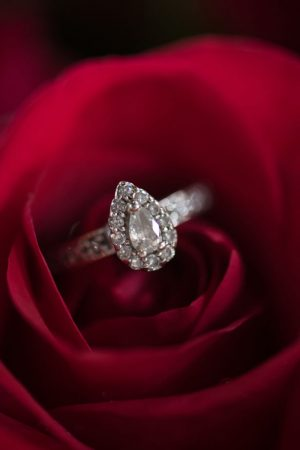 Wedding ring - Corner House Photography