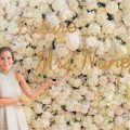 A Stylish Bridal Shower Draped in Florals - Cary Diaz Photography
