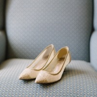 Bridal shoes - Hunter Photographic