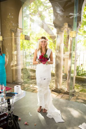 Bridal shower activity photos - Cary Diaz Photography