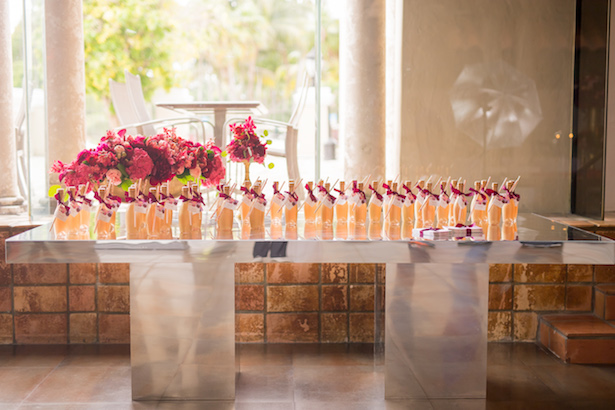 Bridal shower favors - Cary Diaz Photography