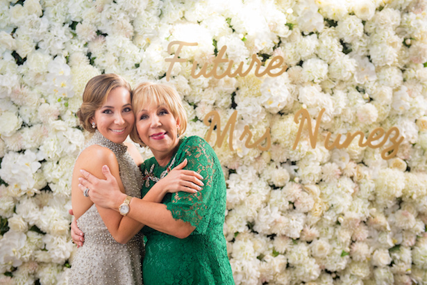 Bridal shower photo booth - Cary Diaz Photography