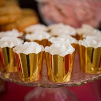 Bridal shower treats - Cary Diaz Photography