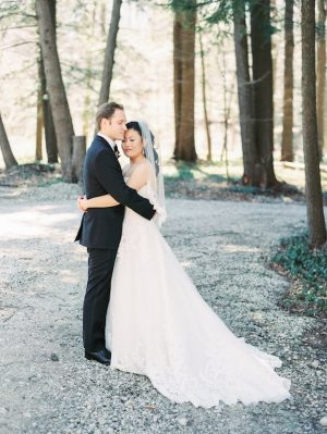 Timeless Pastel Spring Wedding - Hunter Photographic