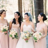 Bridesmaids picture - Hunter Photographic