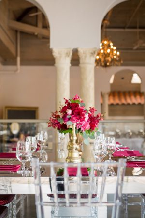 Classic bridal shower - Cary Diaz Photography