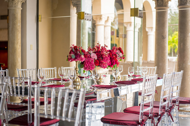 Classic bridal shower tablescape - Cary Diaz Photography