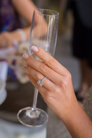 Engagement ring - Cary Diaz Photography