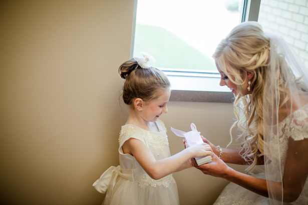 Flower girl gift - Freeland Photography