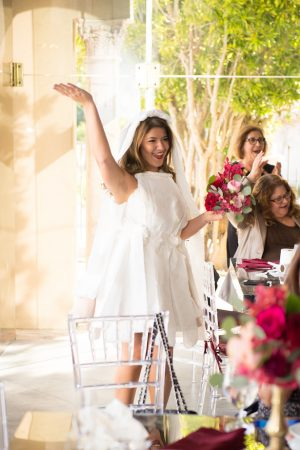 Fun bridal shower picture - Cary Diaz Photography