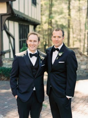 Groomsmen photo - Hunter Photographic