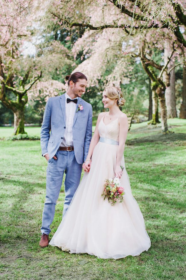 Cherry Blossom Spring Wedding Inspiration