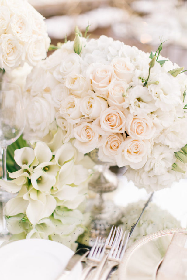 Wedding Centerpieces - The Grovers Photography