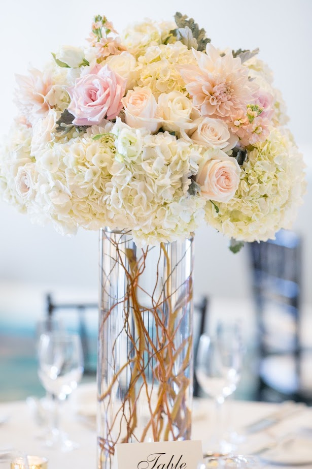 Wedding Centerpieces - via Florals by Jenny