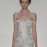 Off the shoulder Wedding Dress by Kelly Faetanini Spring 2018 - BEATRICE