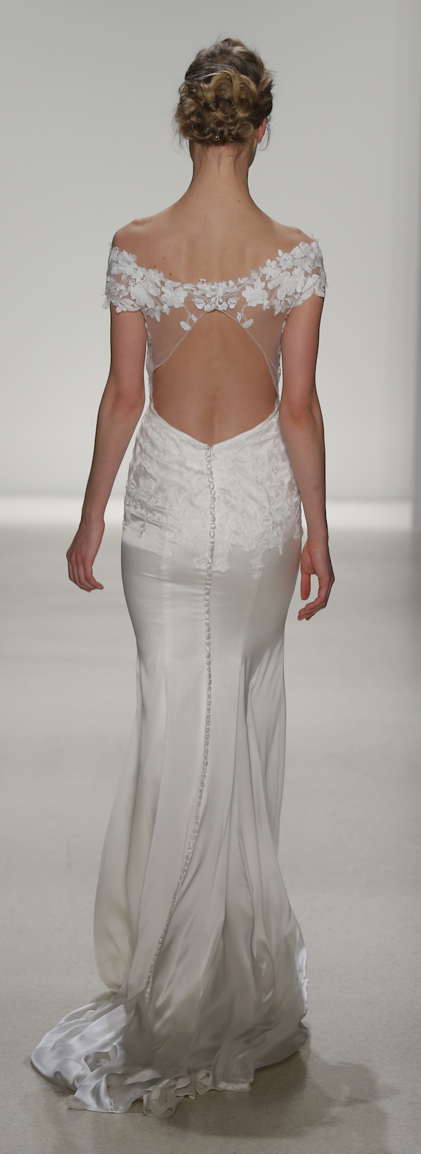 Wedding Dress by Kelly Faetanini Spring 2018 EMILIA