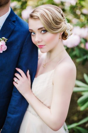 Wedding makeup ideas - Caroline Ross Photography